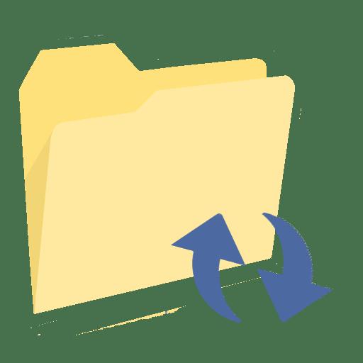 ModernXP-36-Folder-Refresh icon