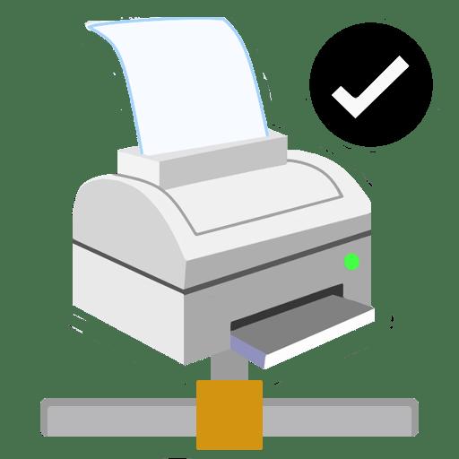ModernXP-55-Network-Printer-Ok icon