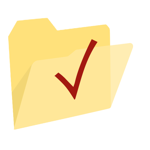 ModernXP-64-Folder-Check icon