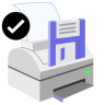 ModernXP-47-Printer-Save-Ok icon