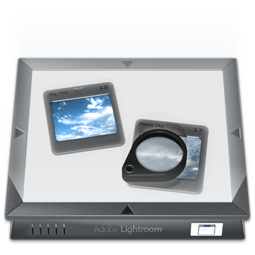 Adobe-Lightroom icon