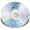 Hardware DVD R icon
