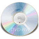 Hardware DVD RW icon