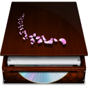Hardware DVD icon