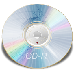 Hardware CD R icon