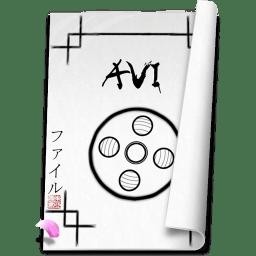 System avi icon