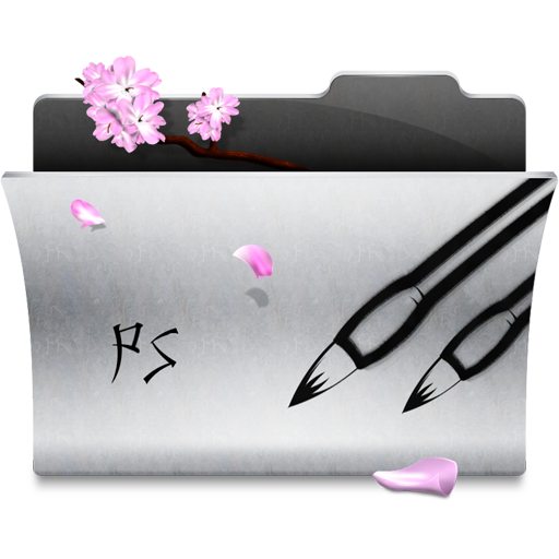 Folder-Photoshop icon