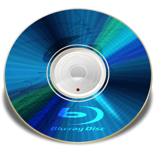 Hardware-Blu-ray-disc icon