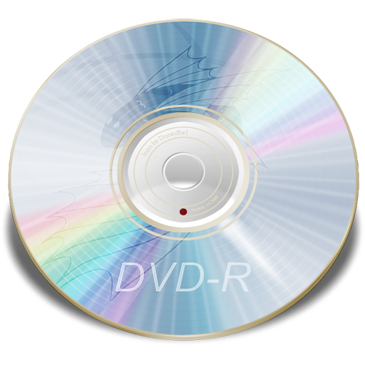 Hardware-DVD-R icon