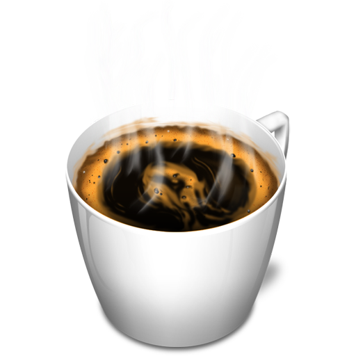 Cup 3 coffee hot icon