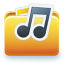 Audio documents icon