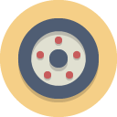 Carwheel icon