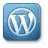 http://icons.iconarchive.com/icons/elegantthemes/elegant-social-media/48/wordpress-icon.png