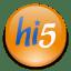 Hi 5 icon