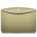 Folder-Color-Beige icon