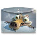 Folder Ice Age icon