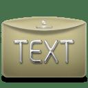 Folder Text icon