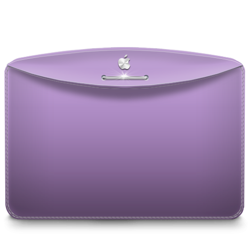 Folder-Color-Lilac-Purple icon