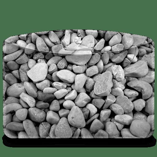 Folder-Nature-Stones icon
