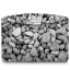 Folder Nature Stones icon