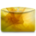Folder-Abstract-Yellow icon