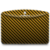 Folder-Pattern-Stripes-Warning icon