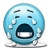 Emoticon-Crying icon