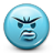 Emoticon-Disappointed icon