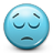 Emoticon Disappointment Disappoint icon