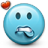 Emoticon-Flirty-Love icon