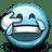 Emoticon-Lol-Tears-Joy-Crying icon