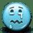 Emoticon Offended Broken icon