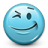 Emoticon-Wink icon