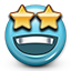 Emoticon Dream Stars icon