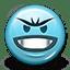Emoticon Evil Laugh icon