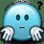 Emoticon Shrug Shrugging icon