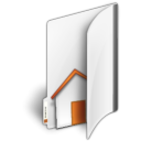 Folder Home icon