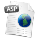 Filetype ASP icon