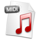 Filetype-MIDI icon