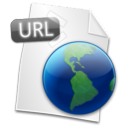 Filetype URL icon
