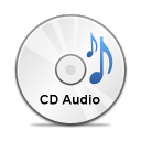 CD-Audio-copy icon