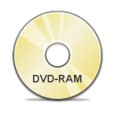 DVD Ram2 copy icon
