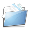 Folder Documents copy icon