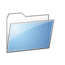 Folder copy icon