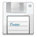 Floppy-copy icon