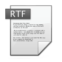 rtf icon