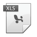 xls icon