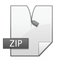 zip icon