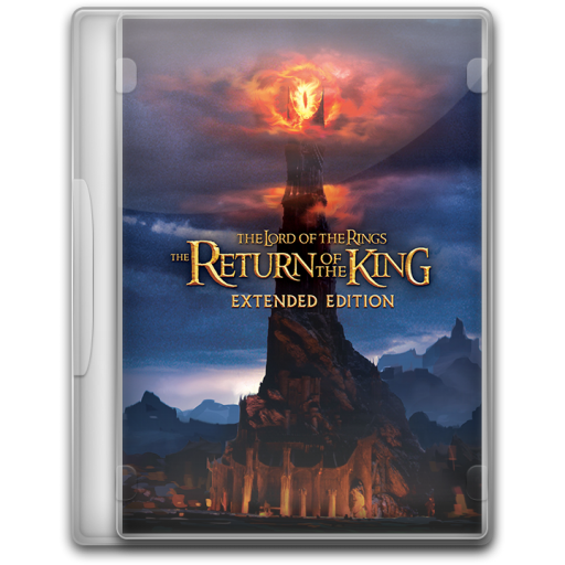 LOTR-3x-The-Return-of-the-King-Extended icon