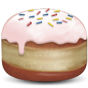 berliner frosting icon